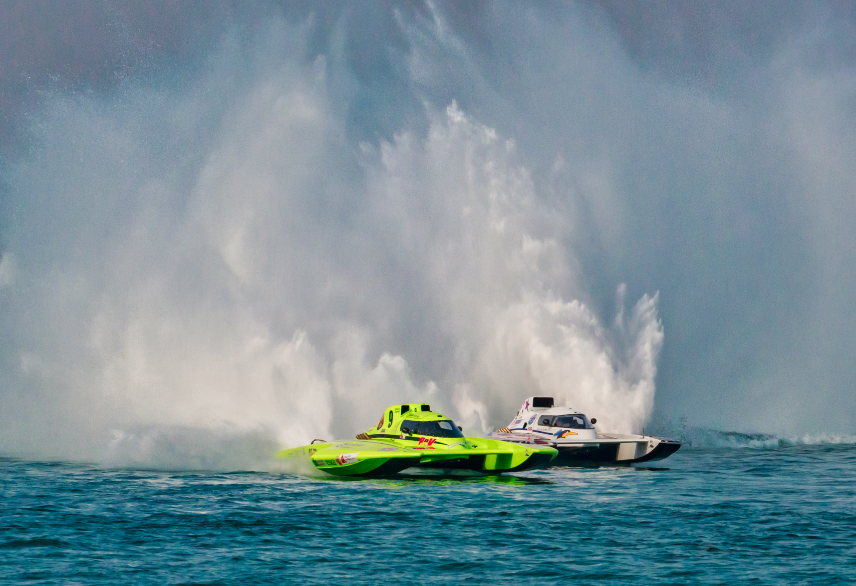 Metro Detroit Chevy Dealers Hydrofest - Hydroplane Racing in Detroit